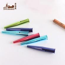 6 Color pencil lengthener metal cap extension Art supplies Student school stationery