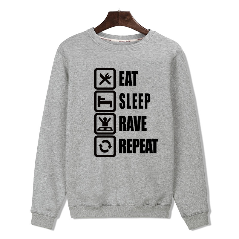 Funny Instruction Symbol In Soft Better Cotton Mens Hoodies And Sweatshirts Hip Hop In 3xl 4xl Loose Clothing Black/gray Men's Clothing