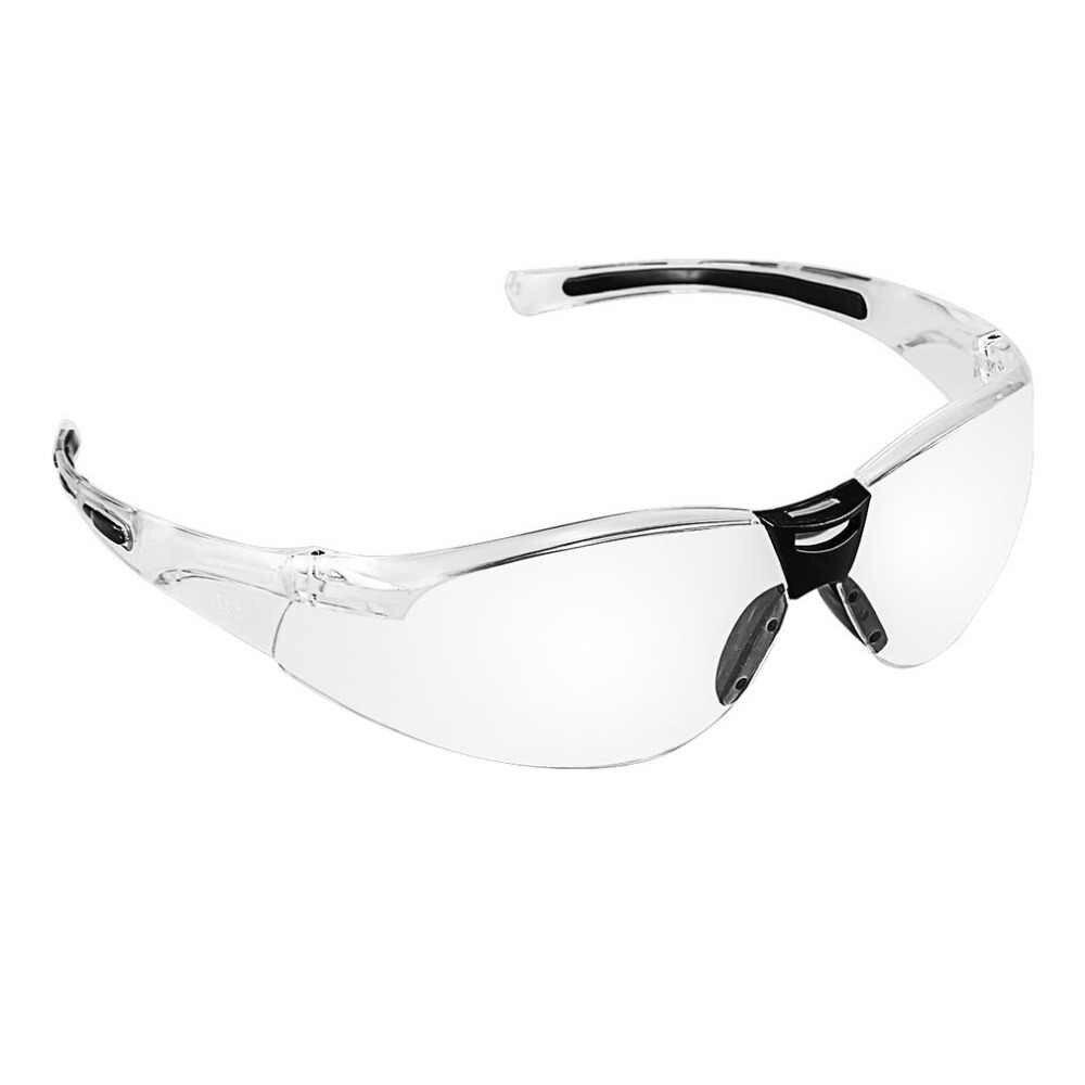 PC Güvenlik Gözlükleri UV koruma motosiklet gözlüğü Toz Rüzgar Sıçrama Geçirmez Darbe Dayanımı Gözlük Sürme Bisiklet Kamp
