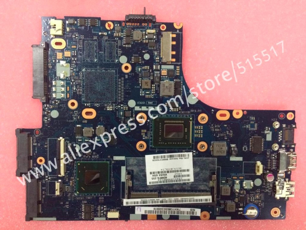 все цены на  Free Shipping Laptop Motherboard For LENOVO S300 main board VIUS3/VIUS4 LA-8951P REV:1.0 with i3 processor  онлайн