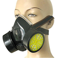 High Quality respirator  Anti Dust Paint Respirator Mask Chemical Gas protection Mask Glasses half face Mask FC