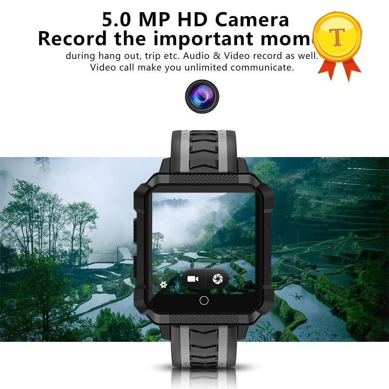 fashion swim 4G Smartwatch Phone Android MTK6737 Quad Core 1GB+8GB 5MP Camera 600mAh 4G/3G/2G Data Call Smart Watch Men women zeblaze thor smartwatch phone 4 4g lte gps android 7 0 mtk6737 quad core 1gb ram 16gb rom 5 0mp camera 4g 3g 2g watch phone