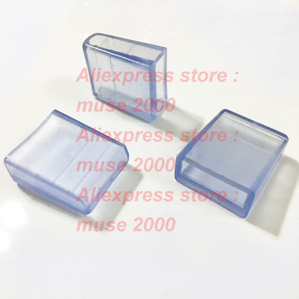Back To Search Resultsfurniture Loyal 10x30mm Tube Ends Outer Cover Clear Pvc Plastic Oblong Tube Transparent Tube Insert End Dust Proof Cap Blank Pipe