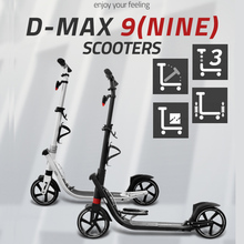 Facile Tour Chic Classe D Max 9 Coup Adulte Scooter