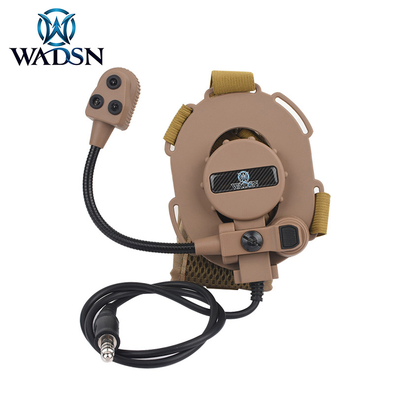 Z-TACTICAL light microphone for BOWMAN EVO III WZ-069 WADSN tactical headset WZ069Z-TACTICAL light microphone for BOWMAN EVO III WZ-069 WADSN tactical headset WZ069