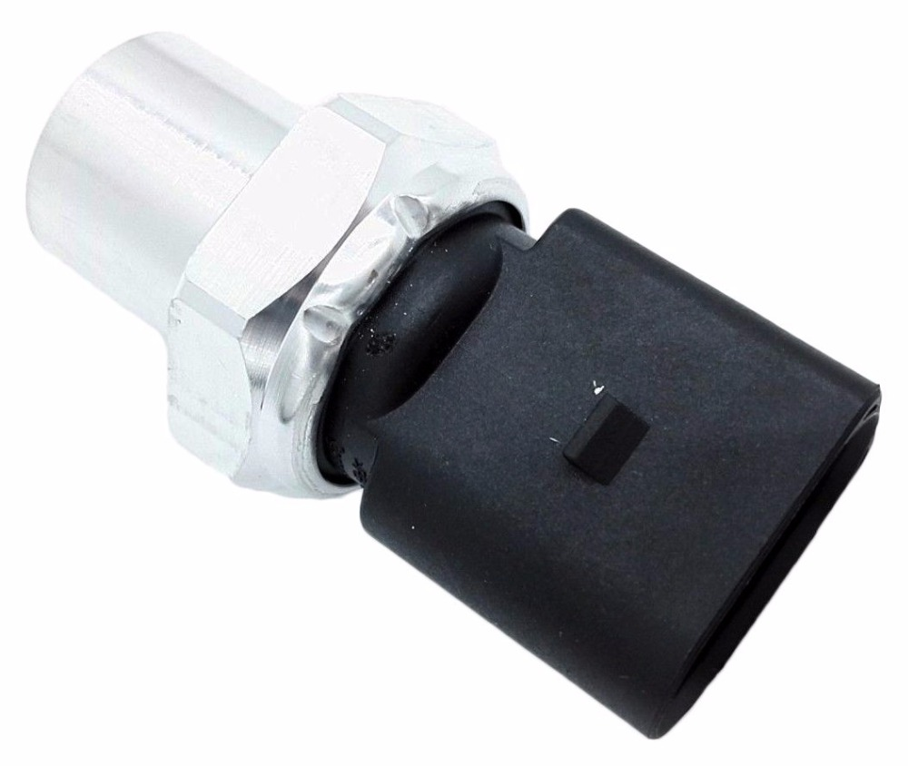 Air Conditioner Pressure Sensor for 2011-2016 <font><b>VW</b></font> Touareg Golf <font><b>SportWagen</b></font> GTI 4F0959126B image