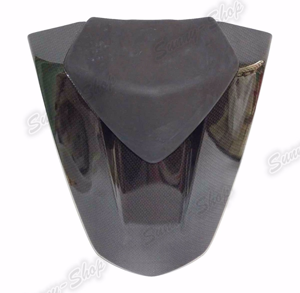 Motorcycle Parts Rear Seat Cover Tail Section Fairing Cowl Carbon Look For 2013 2014 2015 Honda CBR500R CBR 500R motorcycle parts rear seat cover tail section fairing cowl black for 2013 2014 2015 honda cbr500r cbr 500r