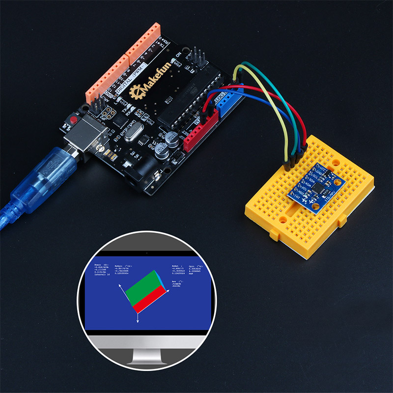 Keywish MPU6050 Project Starter Kit for Arduino UNO R3 with