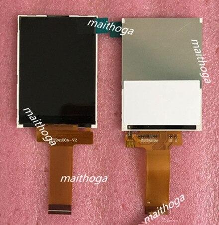 CPT 2.4 cal 24PIN HD TFT LCD kolorowy ekran ST7789 napęd IC 320*240 QVGA 8Bit interfejs równoległy