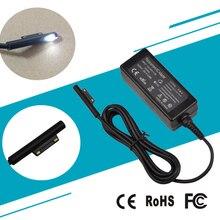 12 В 2.58A 36 Вт AC ПИТАНИЕ Шнур адаптер кабель зарядное устройство для microsoft Surface Pro 3 Pro 4(i5 i7) Pro3 Pro4 1625 высокое качество