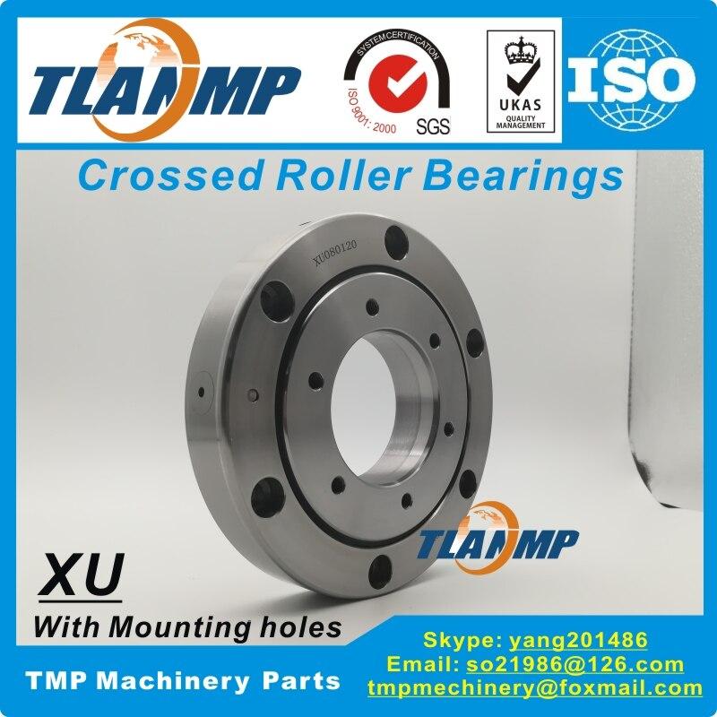 XU080149 Crossed Roller Bearings (101.6x196.85x22.22mm) Machine Tool Bearing TLANMP Brand High rigidity|bearing stainless|bearing fishing|bearing driver - title=