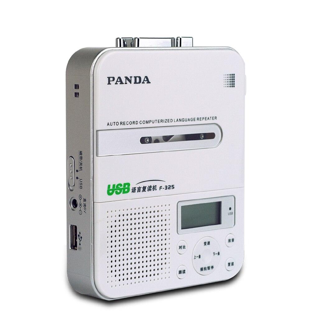 Лента Panda F 325, воспроизведение MP3 / WMA с пятью скоростями, USB|record mp3|mp3 mp3mp3 recording | АлиЭкспресс