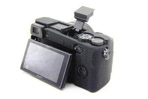 Image 3 - סיליקון שריון עור מצלמה מקרה גוף כיסוי מגן עבור Sony A6000 דיגיטלי מצלמה ILCE 6000