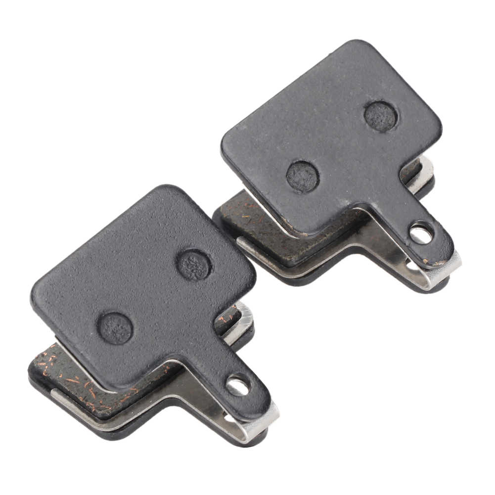 2 Pairs Mountainbike Fiets Schijfrem Pads Fietsen Remblokken Voor Shimano M375 M445 M446 Fiets Vierkante Olie Rem pads
