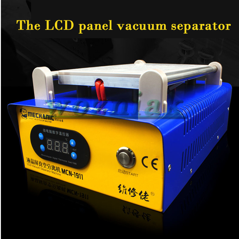 все цены на Touch Glass Panel LCD Screen Vacuum Separator for Mobilephone Repair Machine онлайн
