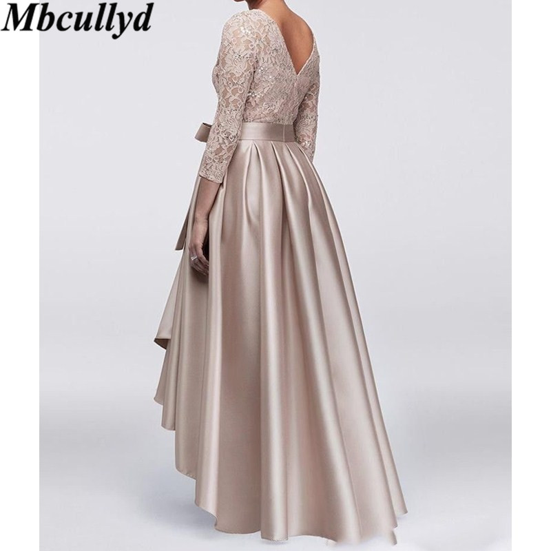 HOT DISCOUNT) Mbcullyd Plus Size Mother Dresses Lace ...