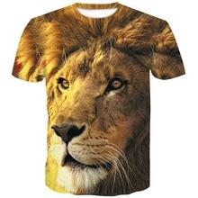 men tshirt Fashion Newest 3D Print Lightning lion Cool T-shirt Men/Women Short Sleeve Summer Tops Tees O-Neck Casual T shirt casual short sleeve round neck lion print t shirt for women