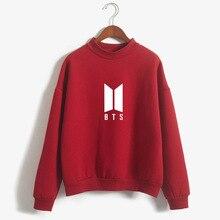 BTS Love Yourself k pop Women Hoodies Sweatshirts
