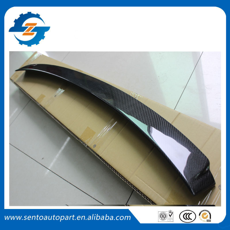 Hot Sale 3 Series F30 Carbon Fiber Roof Spoiler For 3 Series F30 Car Spoiler ...