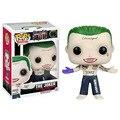 Funko pop dc super-heróis esquadrão suicida o joker harley quinn boomerang rick flag killer croc deadshot katana boneca pop