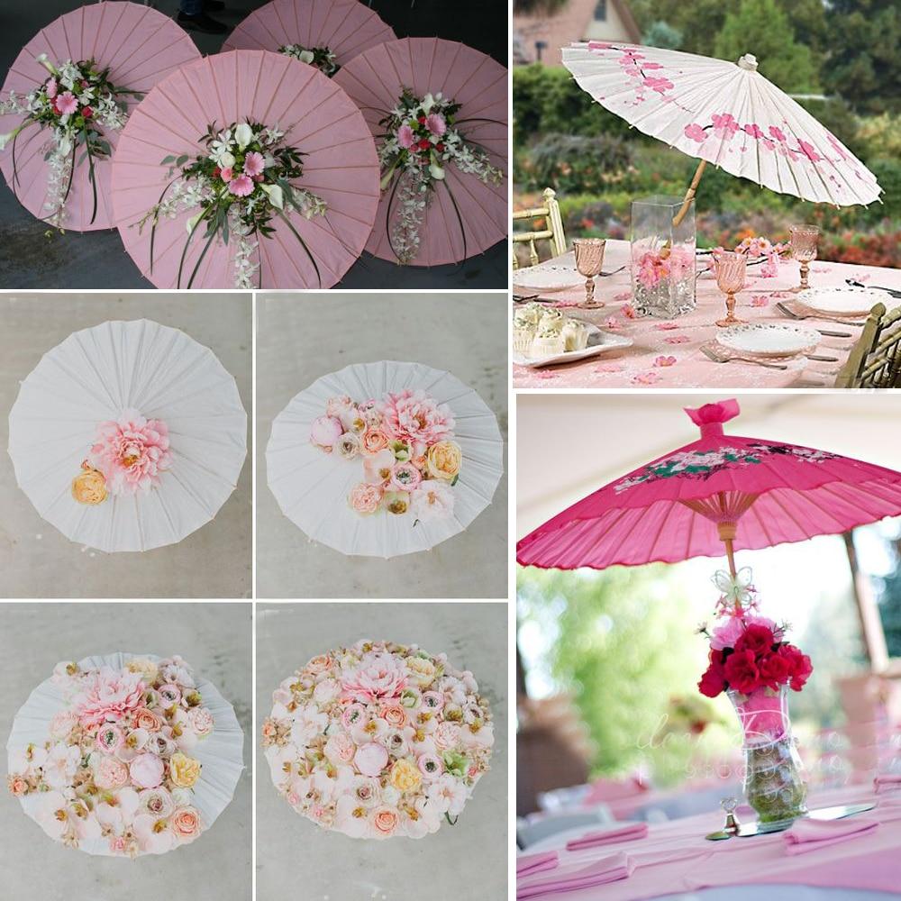 Decorating With Umbrellas Wedding