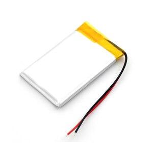 Image 5 - 3.7V 900MAh 603048 Lipo Lý Pol Pin Tế Bào Lithium Polymer Lý Ion Cell Pin Dành Cho Đồ Chơi Máy Bay Không Người Lái MP3 MP4 GPS PSP Loa DIY
