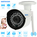 szsinocam HD 2.0MP Wireless Wifi 1080P IP Camera Outdoor P2P IR-CUT Night Vision CCTV Surveillance Security Camera Wifi Onvif