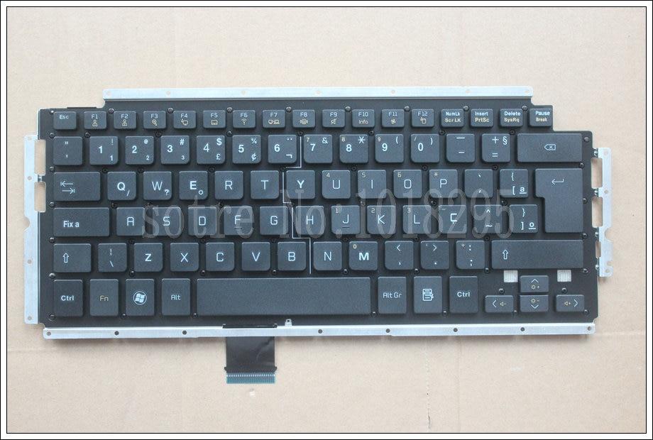 New BR Keyboard Teclado For LG XNOTE Z460 Z430 SG-55600-40A AEW73289811L Brazil laptop keyboard