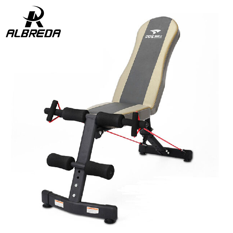 New hot sit up bench fitness equipment for home abdominal