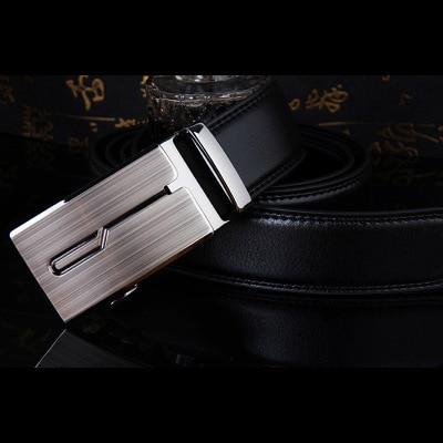 British Style Automatic Metal Belt 4