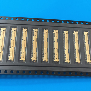 Image 1 - 20455 040E LVDS Socket Connector LCD Plug 0.5 Pitch 40 Pins For Laptop