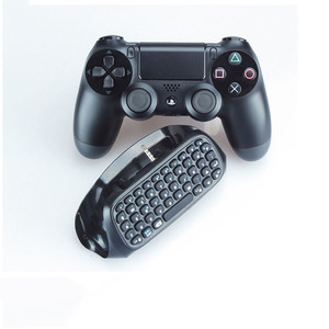 Image 2 - For Sony PS4 PlayStation 4 Accessory Controller Mini Bluetooth Wireless Keyboard