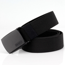 ENNIU Best Unisex Tactical Belt Top Quality 3.8 Cm Wide Casual Canvas Belt Outdoor Alloy Buckle Men Belt Cinturones Para Hombre цена 2017