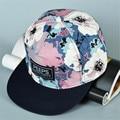 men women's Fitted hats Zombie vampire patterned snapback aseball cap hip-hop Harajuku fluorescence Korean Adjustable tidal flat