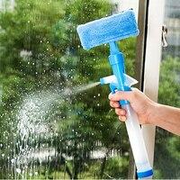 Двусторонняя щетка для чистки соскальзывания мульти-функция оконный очиститель водоструйный домашний оконное стекло автомобиля спрей для...