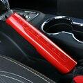 Красный Синий Серебро Ручного Тормоза ABS Декоративная Крышка Комплект для Jeep Wrangler JK 2007-2016 Внутренней Деко Охватывает 2/4 двери Новый