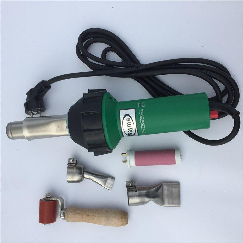 Hotsale air chaud bâche soudeur de chaleur air gun hot air soudeur pistolet à air chaud remplacer la Leisiter trica S CE certificat haute qualité!