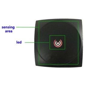 Image 2 - Long Range RFID Card Reader 13.56MHZ/125KHZ Proximity Card Access Control Reader Wiegand34 IP65 Waterproof NFC Reader