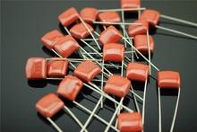 CBB capacitor 102J630VDC 0.001uf  5% thin film capacitor 1nF fixed capacitor 40pcs Free Shipping