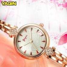 2018 Women Fashion Luxury Quartz Wrist Watches Rhinestones Bracelet Watch Lady Dress Diamond Relogio Feminino Crystal Clock недорого