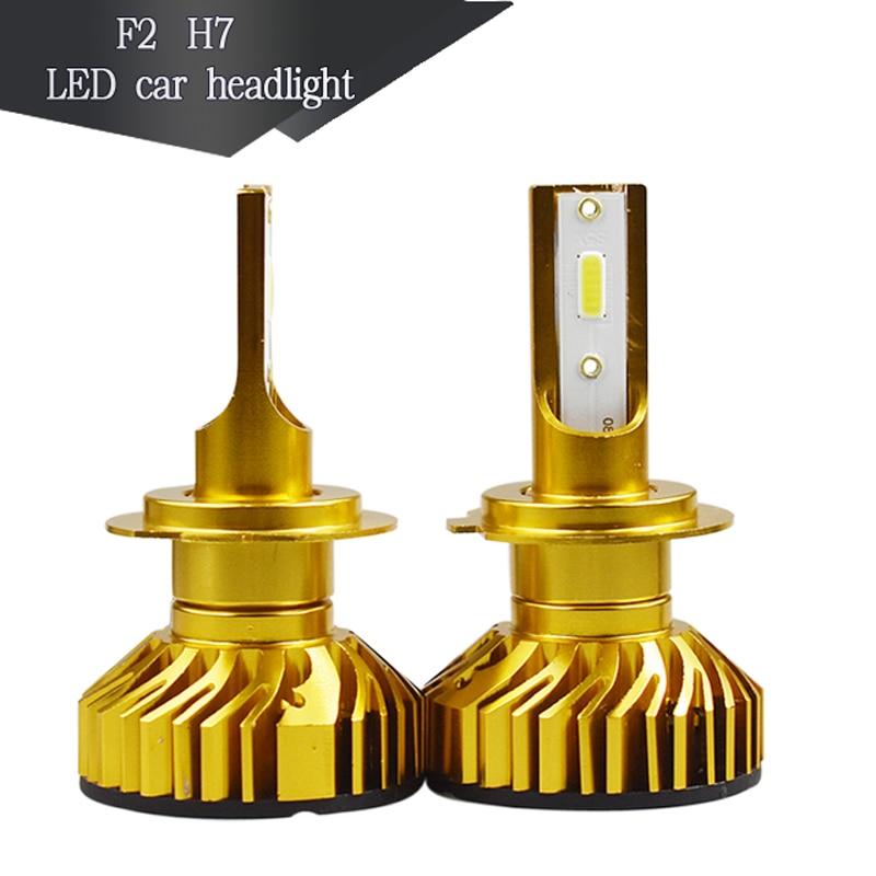все цены на Canbus Car Headlight H7 H4 LED H8/H11 HB3/9005 HB4/9006 H1 H3 9012 HIR2 72W 10000lm LED Auto Bulb Headlamp 6000K Light For Car онлайн