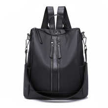 New Nylon Cloth Backpack Korean Version of Multi-purpose Travel Bag Casual Fashion 2019 Summer