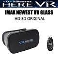 Оригинальный VR BOX 2016 Новейший Google Картон II 2.0 Сильный Охлаждающий Эффект Здорового Blue Ray IMAX 3D Очки + Bluetooth геймпад