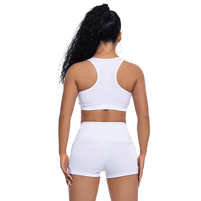 2 Piece Tracksuit For Women Fitness