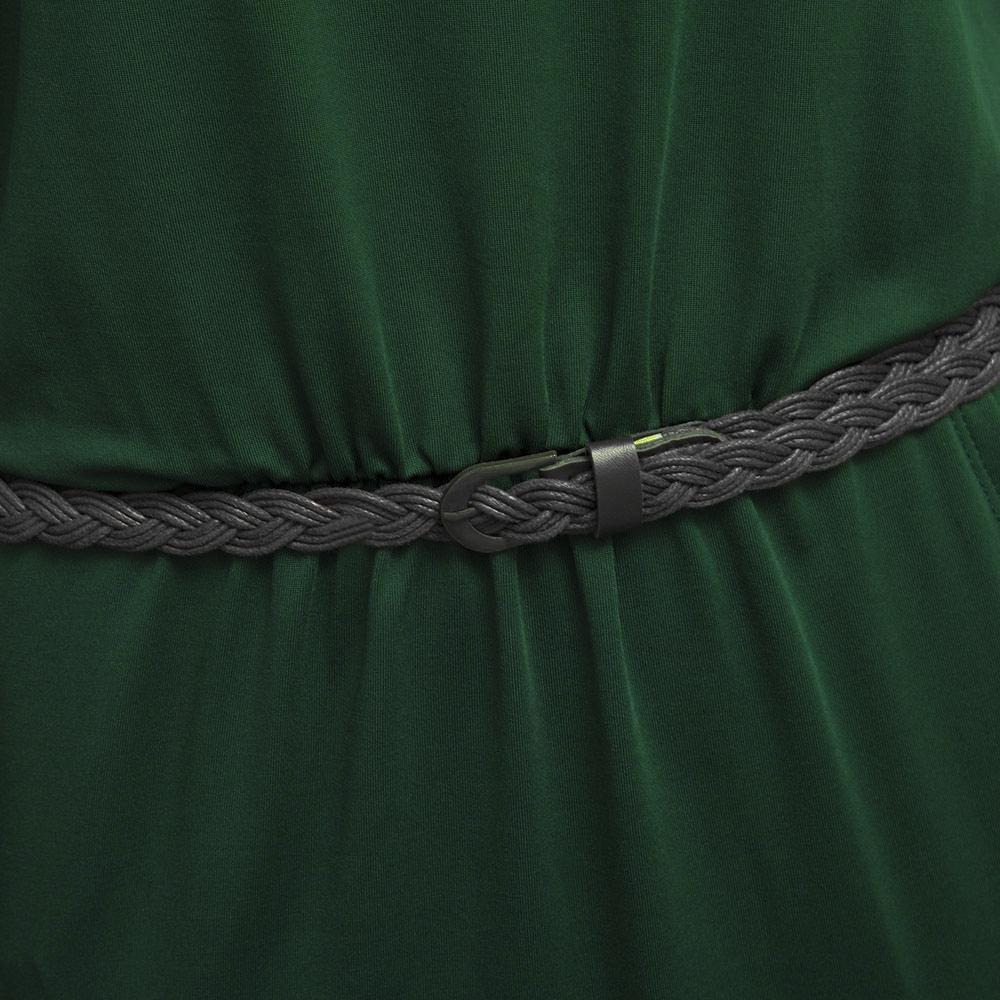 VESTLINDA Vintage Vestidos Longo Jurken Women Maxi Dress Full Sleeve Casual Dress Autumn A Line Solid Ropa Mujer Long Dress 4