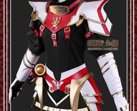Fate/Apocrypha fate/apocrypha FA слуга астольфо кросс одевание newhalf Astolfo Косплей Костюм боевой костюм плащ + носки + костюм