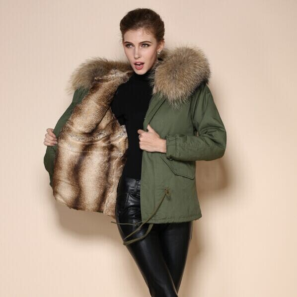 Popular Mr and Mrs Italy Fur Parka-Buy Cheap Mr and Mrs Italy Fur ...