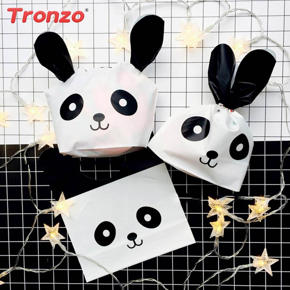 Tronzo Plastic Bag Подарункова упаковка Birthday - Святкові та вечірні предмети