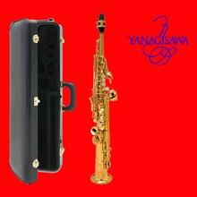 Hakuo S 901 alto saxophone soprano straight sachs Japan original YANAGISAWA