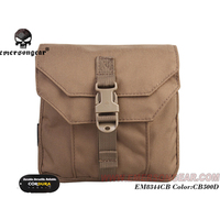 emersongear Emerson Tactical Pouch Multi Purpose Fight EDC Tool Equipment Pouch Airsoft Hunting gear